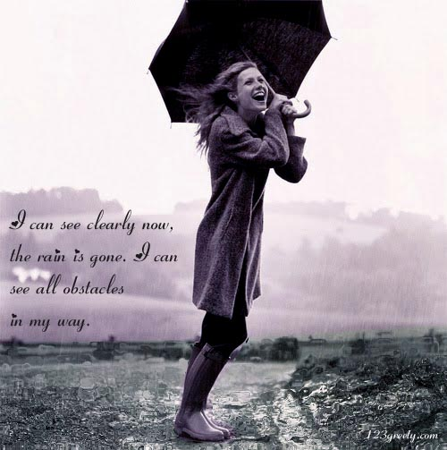 Quotes About Rainy Days: Happy Quotes About Rain