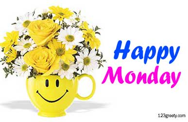 Happy Monday Comments For All Social Network