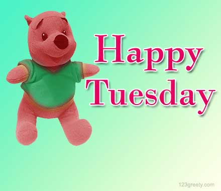 Happy Tuesday GreetingsHappy Tuesday Wallpaper