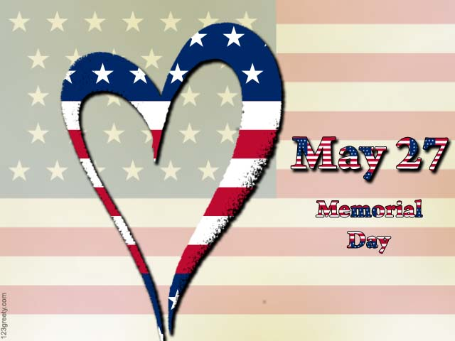 when is memorial day 2013 calendar