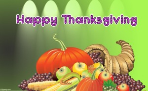 Happy Thanksgiving 2014